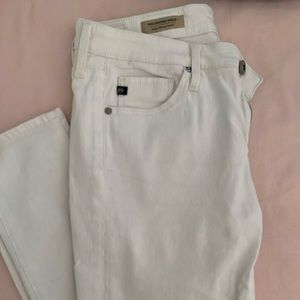 White jeans (coated)